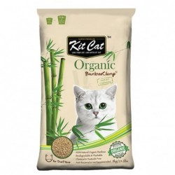 Kit Cat Bamboo Cat Litter...