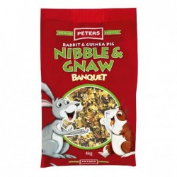 Peters Nibble & Gnaw...