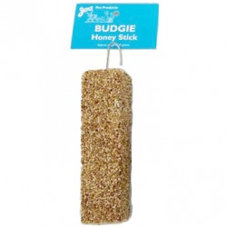 Jens Honey Stick Budgie 120g