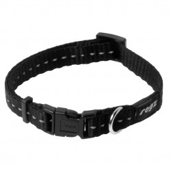 Rogz Collar S Nitelife Black