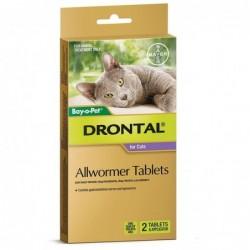 Drontal Cat 4kg 2s
