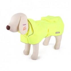 Kazoo Rain Coat M 46cm Fluro Yellow