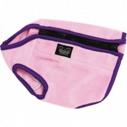 Prestige Cosy-Fleece Dog Vest 43cm Pink