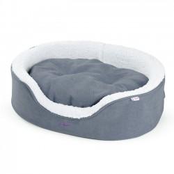 Kazoo Manhattan Bed L Grey