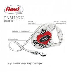 Flexi Fashion M Heart