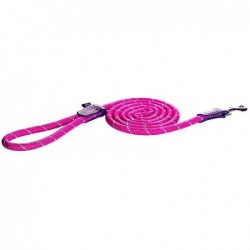 Rogz Rope Lead 12mm 1.8m Pink