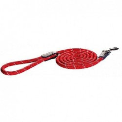Rogz Rope Lead 12mm 1.8m Red