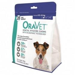 Oravet Dogs 4.5-11kg Blue 560g