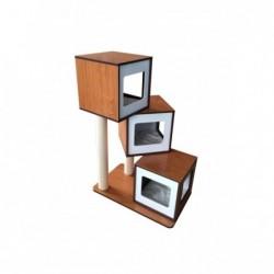 Furkidz Triple Box Homes FKD85