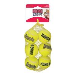 Kong SqueakAir Balls M 6pk