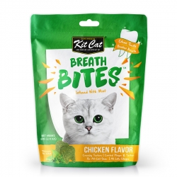 Kit Cat Breath Bites 60g Chicken