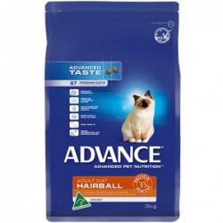 Advance Cat Hairball 3kg