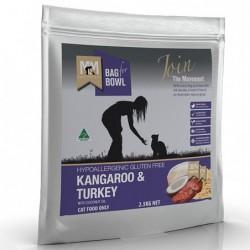 Meals For Meows Kangaroo Turkey 2.5kg