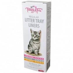 TT Litter Tray Liners Reg...