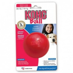 Kong Ball Classic M/L (Red)...