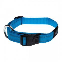 Rogz Collar M Snake Turquoise