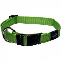 Rogz Collar XL Lumberjack Lime