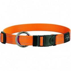Rogz Collar XL Lumberjack Orange