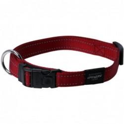 Rogz Collar XL Lumberjack Red
